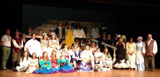 An unforgettable cast and crew - Arts Council of Thomasville Summer Musicals