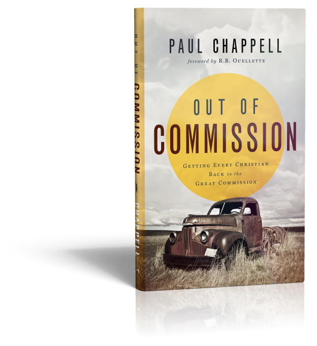 Out of Commission, by Paul Chappell